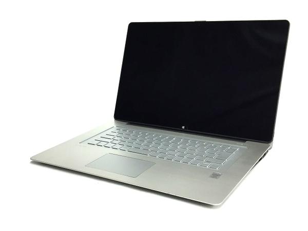 【中古】 Sony VAIO Fit 15 SVF15N1A1J コンバーチブル 2in1 パソコン PC 15.5型 FHD i5 4200U 1.6GHz 8GB HDD1TB Win8 64bit シルバー T3479118