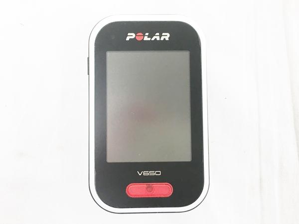 人気 【中古】【中古】 POLAR V650 GPS スポーツ サイクルコンピューター 内蔵 スポーツ GPS T3759343, 岐阜県池田町:93c15d8d --- oflander.com