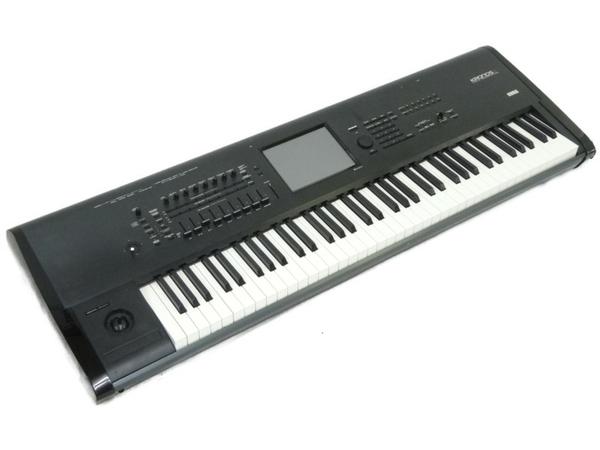 【中古】 KORG Kronos クロノス X 73 シンセサイザー 73鍵盤 ハードケース付属 N3418164