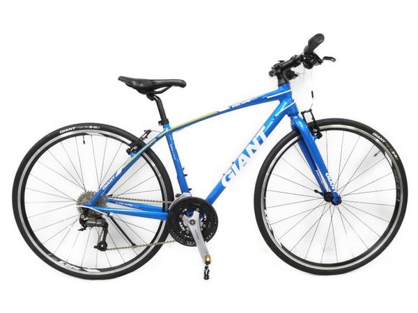 美品 【中古】 GIANT ジャイアント クロスバイク ESCAPE RX3 XSサイズ 2018年 自転車 N3498941
