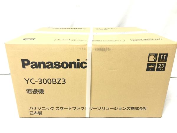 【中古】Panasonic YC-300BZ3 フルデジタル 溶接機 直流 TIG 溶接用 S5158994