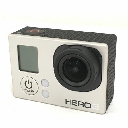 【中古】 GoPro HERO3 Silver Edition CHDHE-301 付属品多数 W3655157
