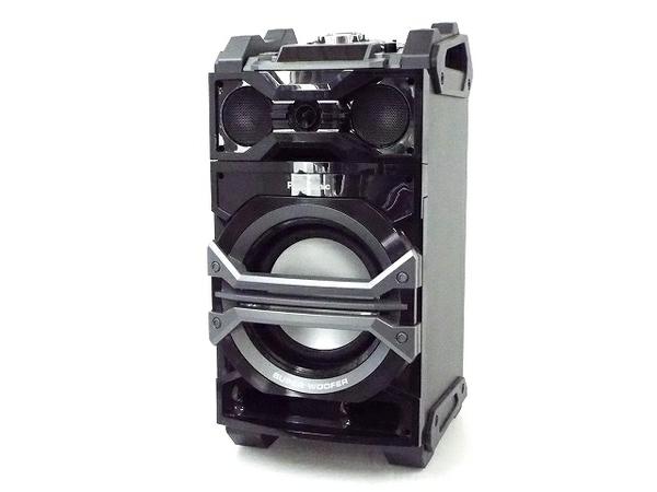 【中古】 Panasonic SC-CMAX5K Jube Box ブルートゥース対応 アクティブ サブウーファー T4458112