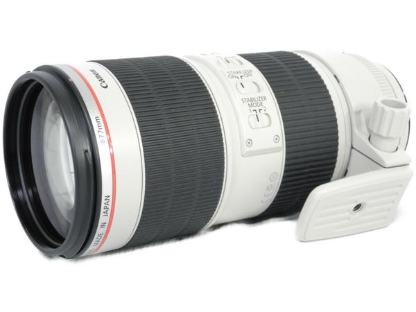 【中古】 Canon EF70-200 F2.8L IS II USM 望遠ズームレンズ キヤノン N3785704