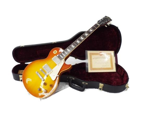 【中古】 Gibson Les Paul Historic Collection エレキギター ハードケース付き 楽器 W3293469