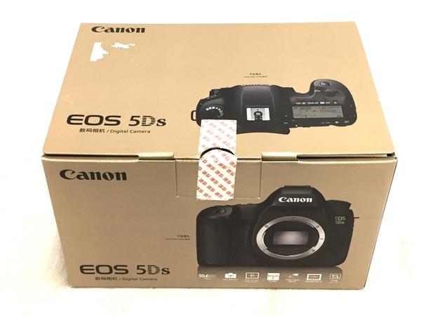 未使用 【中古】 Canon キヤノン EOS 5DS カメラ デジタル一眼 ボディ T4509833