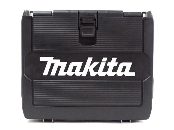 未使用 【中古】 makita マキタ 充電式 インパクトドライバ TD171DRGXB T3507039