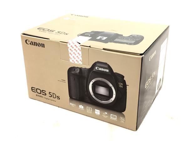未使用 【中古】 Canon キヤノン EOS 5DS カメラ デジタル一眼 ボディ T4491782