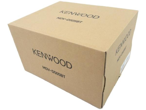 未使用 【中古】 KENWOOD ケンウッド MDV-D505BT 彩速 カーナビ 自動車 地図 N3674108
