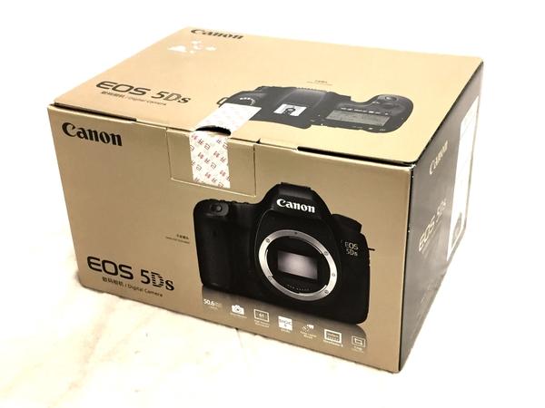 未使用 【中古】 Canon キヤノン EOS 5DS カメラ デジタル一眼 ボディ T4509834