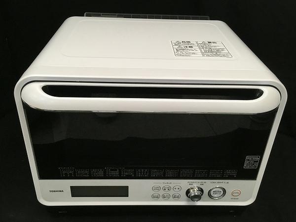 【中古】 TOSHIBA 東芝 石窯ドーム ER-ND300 過熱水蒸気オーブンレンジ 【大型】 W3814754