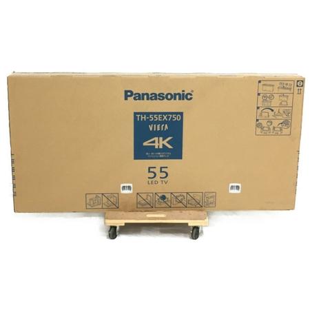 未使用 【中古】 Panasonic パナソニック VIERA ビエラ TH-55EX750 液晶 テレビ 55型 映像 機器 【大型】 Y3861223