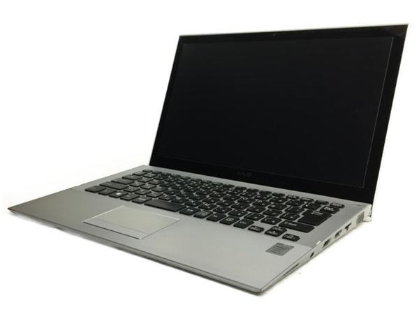 【中古】 VAIO Pro13 VJP132C11N 13.3型 ノートパソコン i5-5200U 4GB 128GB Win10 T3545968