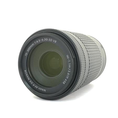 【中古】 Nikon ニコン AF-P NIKKOR 70-300mm 4.5-6.3 G ED カメラ レンズ 趣味 機器 Y3907137