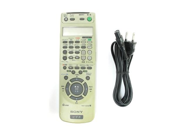 SONY WV DR7 DV VHS ダブルビデオデッキ ビデオ 本体T25590616f7gIYvmyb