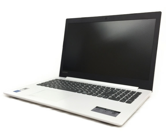 【中古】 Lenovo Ideapad330 330-15IGM 81D100CQJP 15.6型 ノートパソコン Celeron-N4000 4GB 500GB Win10 ブリザードホワイト T3508900