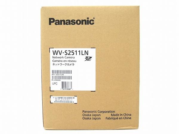 未使用 【中古】 未開封 Panasonic WV-S2511LN 監視 カメラ パナソニック O3917728