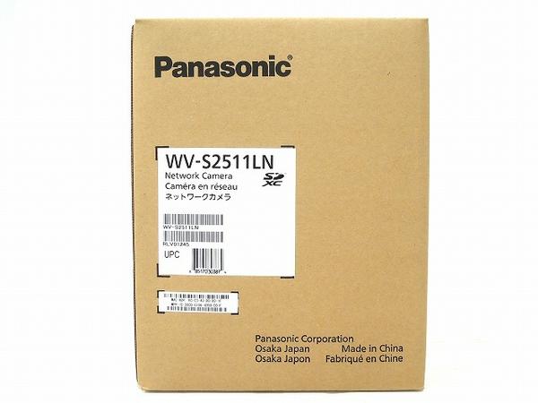 未使用 【中古】 未開封 Panasonic WV-S2511LN 監視 カメラ パナソニック O3917457