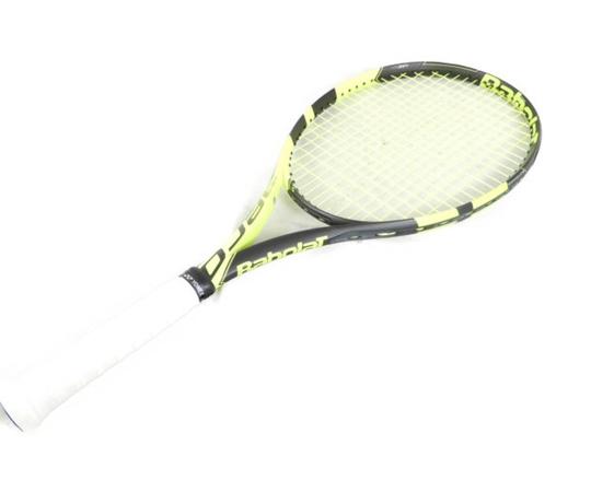 美品 【中古】 Babolat バボラ Pure Aero ピュア アエロ 2016年 モデル G3 硬式 テニス ラケット 実使用無し K3673908