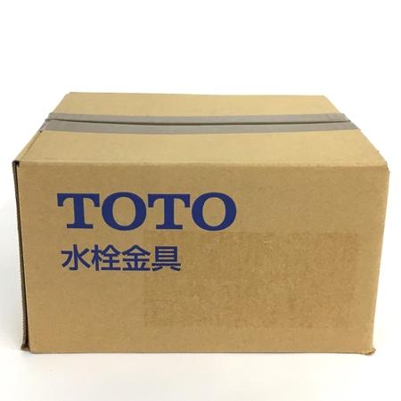 未使用 【中古】 TOTO TENA126A 自動水栓 水栓金具 アクアオート 壁付き サーモスタット 混合栓 未使用 Y5079104