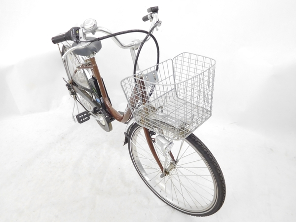 結婚祝い 【】  WBL DDC 電動アシスト自転車 26インチ 【大型】 K1795395, プラスイン 5770fafd