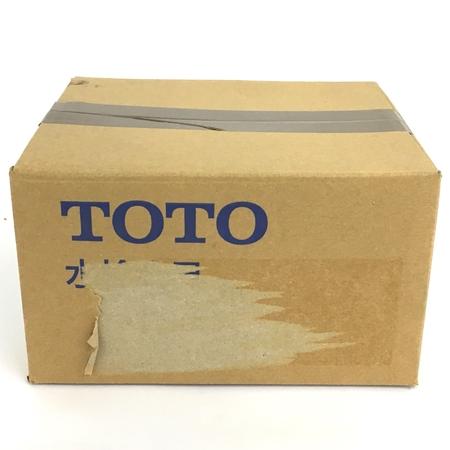 未使用 【中古】 TOTO TENA126A 自動水栓 水栓金具 アクアオート 壁付き サーモスタット 混合栓 Y5079107