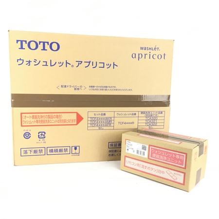 未使用 【中古】 TOTO TCF4713AKR TCF4713R TCA320 #NW1 ホワイト ウォシュレット 温水洗浄便座 Y3994288