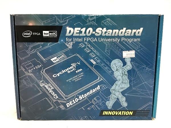 未使用 【中古】 Terasic DE10-Standard 開発キット ハードウェア設計プラットフォーム T3998481