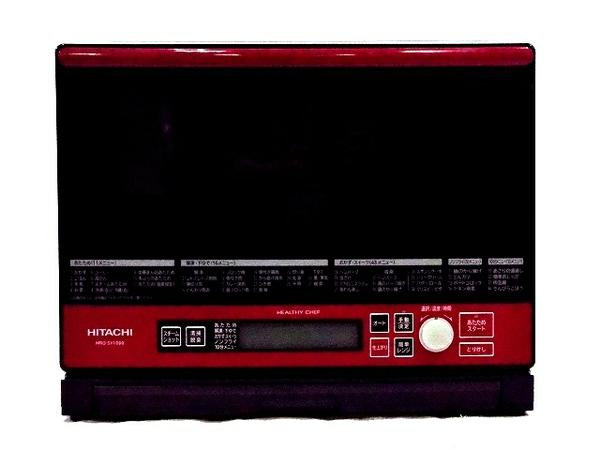 【中古】 日立 HITACHI スチーム オーブン レンジ MRO-SV1000 家電 2016年製 楽 【大型】 T3896673