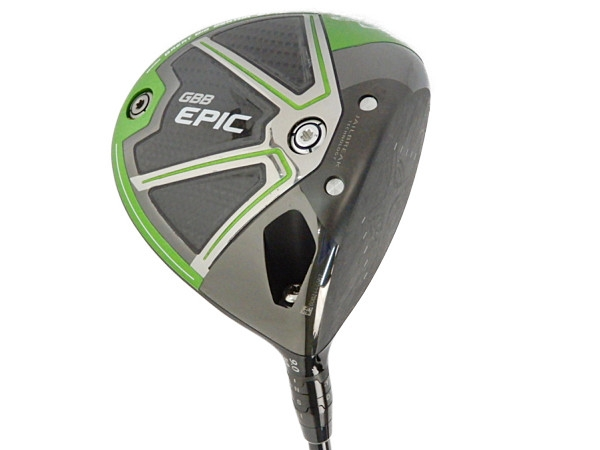 【中古】 Callaway キャロウェイ GBB EPIC SUB ZERO 9.0 ドライバー ゴルフ クラブ 右きき ヘッドカバー 付属 Y3785344