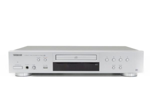 美品 【中古】 TEAC ティアック CD-P650 シルバー iPod対応 CDプレイヤー 2018年製 オーディオ 美品 F3914504