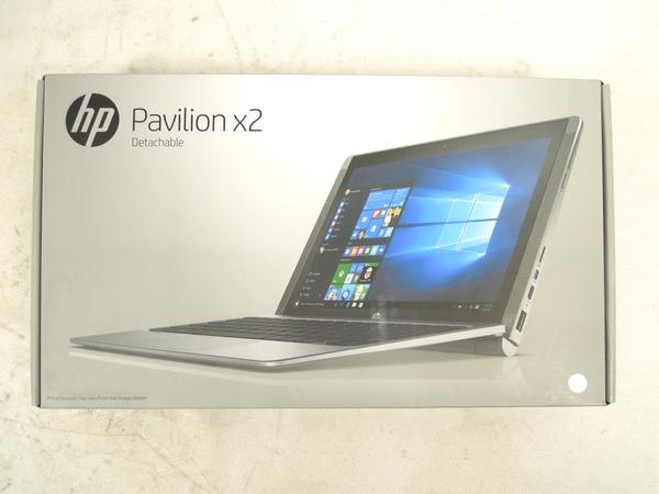 未使用  HP Pavilion x2 10-n141TU PC Atom x5-Z8300  M2148430:ReRe(安く買えるドットコム)