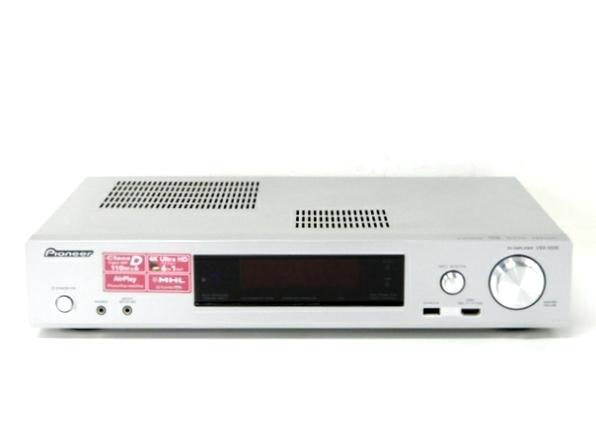【中古】 中古 Pioneer【中古】 パイオニア VSX-S510 AVアンプ 6.2ch F3794282 ハイレゾ対応 中古 F3794282, シウンジマチ:085beaa7 --- officewill.xsrv.jp