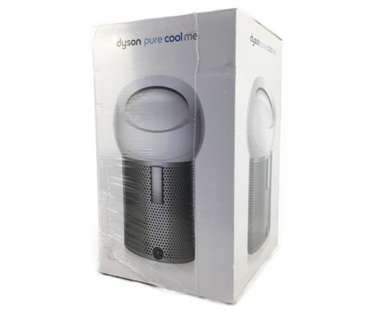 未使用 【中古】dyson ダイソン Pure cool me BP01WS 扇風機 家電 N4147265
