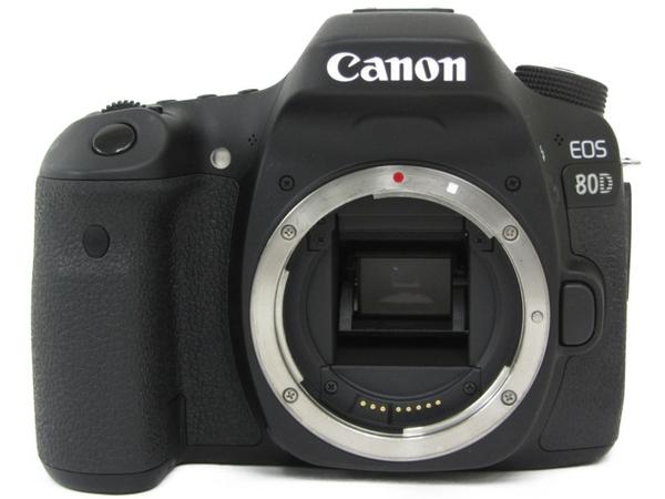 【中古】 Canon キャノン EOS 80D デジタル一眼レフカメラ ボディ デジイチ N4252148