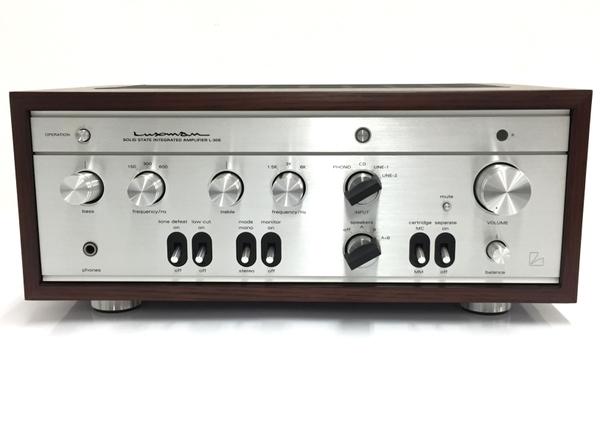 【SEAL限定商品】 【【】良好】良好 Luxman オーディオ L-305 ラックスマン プリメインアンプ 音響 アンプ 音響 機器 機材 オーディオ T3259926, グリーンロケット:ddc795f5 --- baecker-innung-westfalen-sued.de