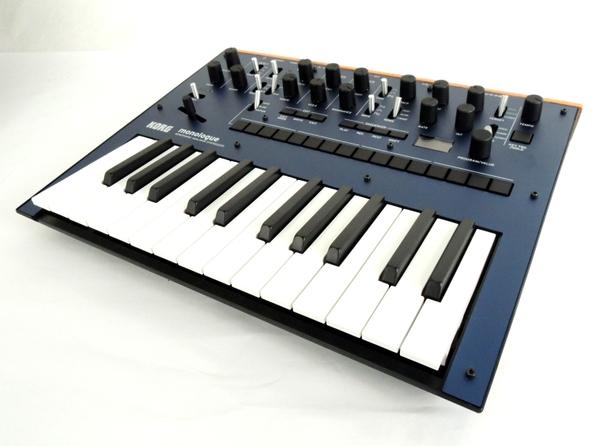 【中古】 良好 KORG コルグ Monologue シンセサイザー 鍵盤 音響 器材 機器 シンセ DTM 鍵盤楽器 Y3288619