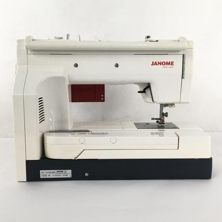 JANOME SECIO 11500 SPECIAL EDITION 860型 ミシンY4602398TFJ5ulK31c