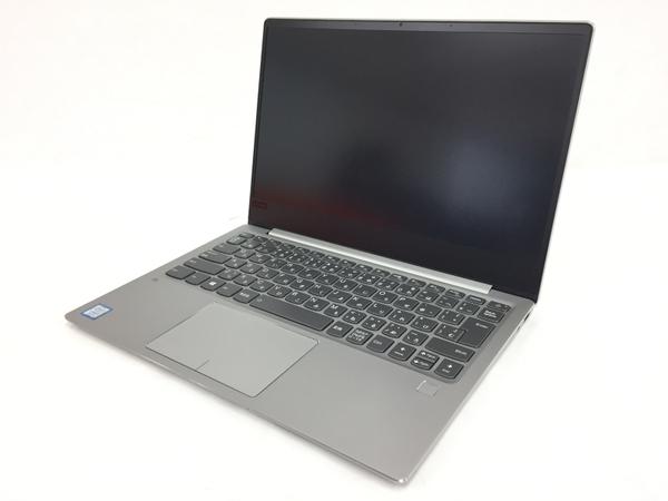 【中古】 LENOVO Ideapad 720S 81A8006DJP ノート パソコン PC 13.3型 FHD i3 7100U 2.4GHz 4GB SSD256GB Win10 Home 64bit プラチナ T3538314