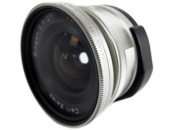 ★お求めやすく価格改定★ 【】CONTAX Carl Zeiss Biogon 21mm F2.8 T Gマウント Y2036453, ケータイ屋24 c650487a