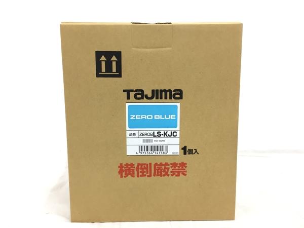 未使用 【中古】 タジマ ZERO BLUE ZERO B LS-KJC レーザー墨出し器 T3828694