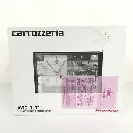 未使用 【中古】 Pioneer AVIC-RL710 8型カーナビ パイオニア Y4931516