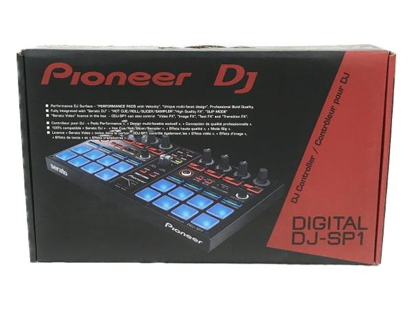 未使用 【中古】 Pioneer DDJ-SP1 DJ DJコントローラー 2016年製 未使用 W4925789