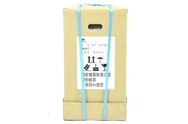 未使用 【中古】 SHIBAURA 卓上 券売機 KT-124NN 芝浦 T3183474