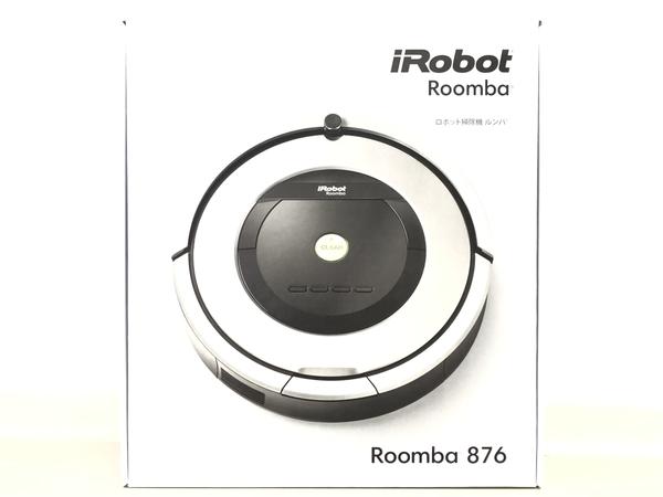 未使用 【中古】 iRobot ルンバ 876 ロボット掃除機 800シリーズ  K3994732