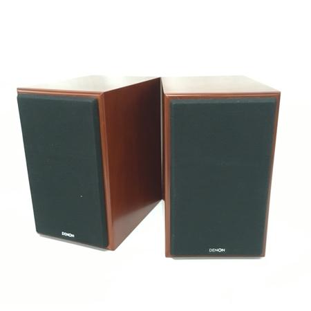 【中古】 DENON SC-CX101 スピーカー システム ペア 音響 機器 デノン 中古 W3530758