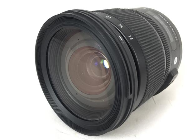 良好 【中古】 SIGMA シグマ 24-105mm F4 DG OS HSM Art C カメラレンズ ズーム 標準 Canon用 S3893328