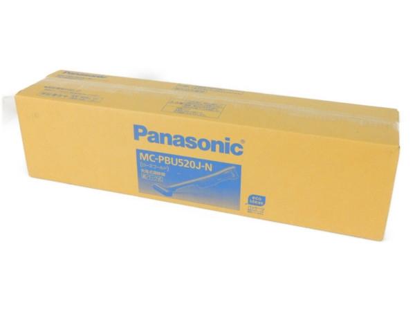 未使用 【中古】 未開封 Panasonic パナソニック MC-PBU520J-N コードレス スティック 掃除機 クリーナー サイクロン 家電 Y3536695