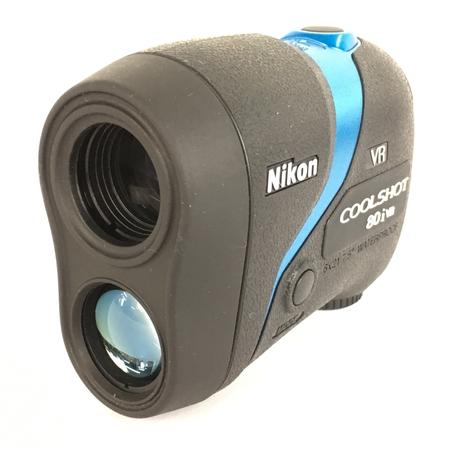 【中古】 良好 Nikon ニコン COOLSHOT 80i VR ゴルフ用 レーザー 距離計 Y3855150