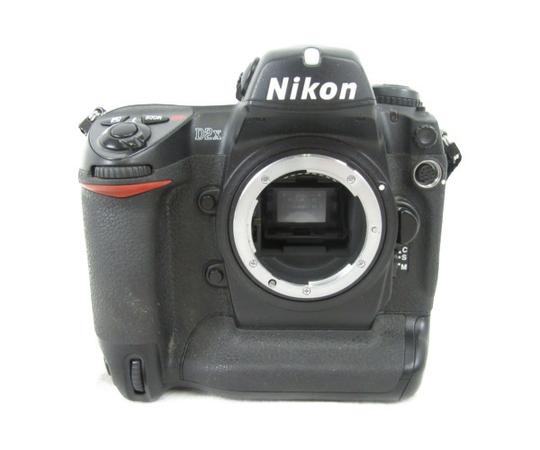 【中古】 Nikon ニコン D2X カメラ デジタル一眼レフ ボディ N3559799